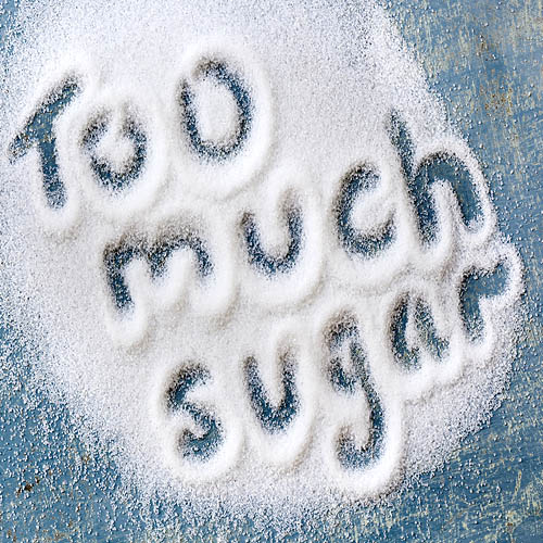 Fructose Sugar - Metabolic Syndrome
